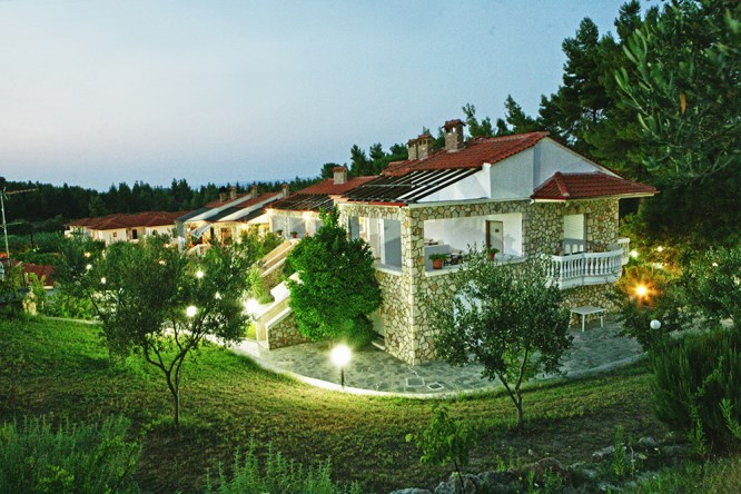 Chalkidiki Paliouri Apartments for 4 persons & for 2 persons.