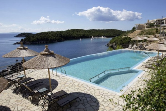 Sivota Apartments on the Beach 6 persons