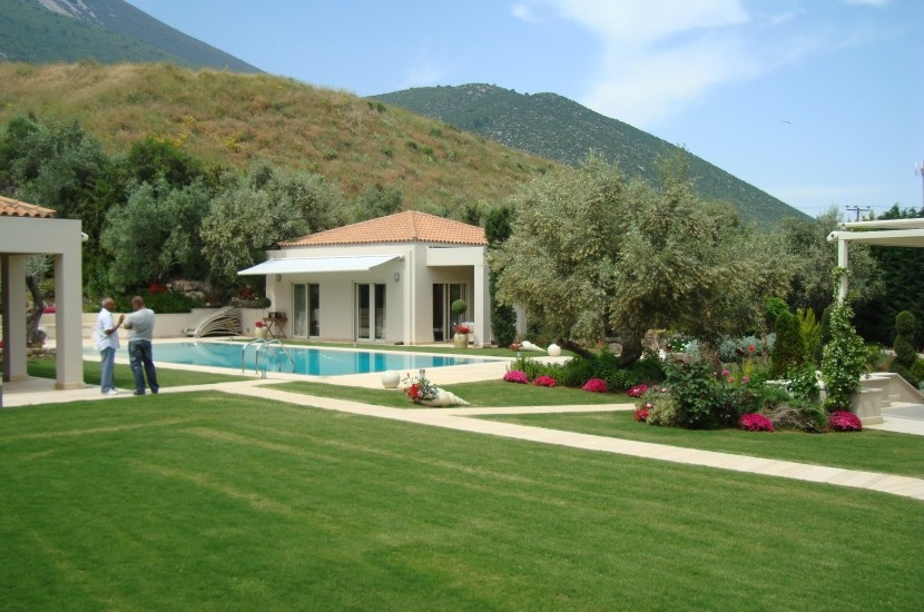 Evia Luxury Villa on the Beach 75 m2 for 2 persons
