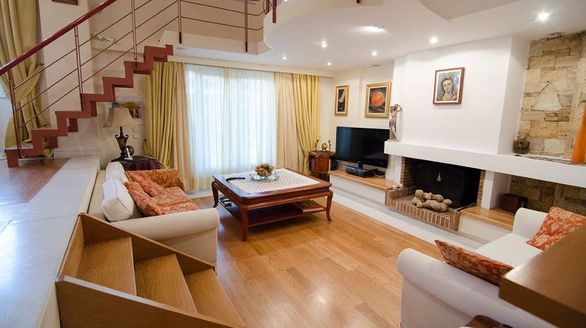 Athens Luxury Villa for 10 person
