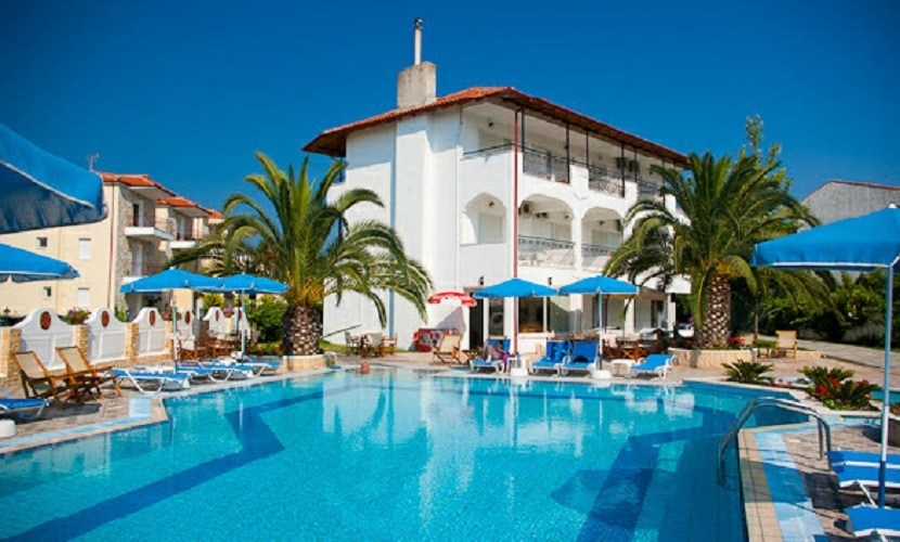 Chalkidiki Furka Apartments near the beach