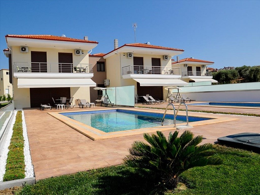 Luxury Complex Manolis Villas for 7+3 person 170 m2