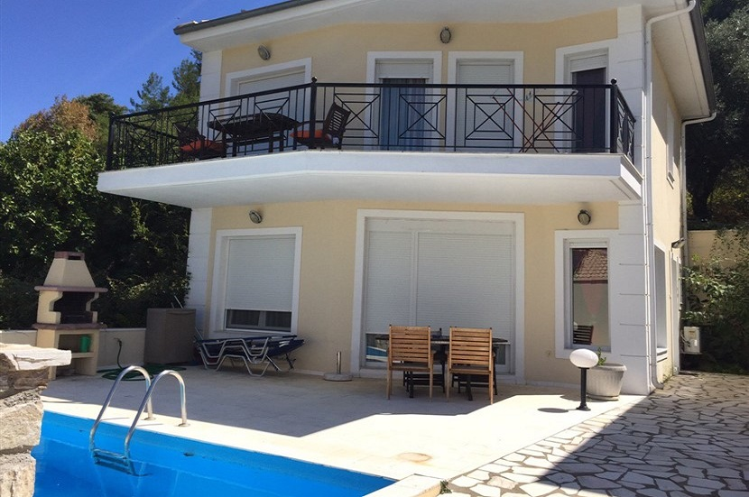 Thassos Golden Beach Luxury Villa for 6 Persons
