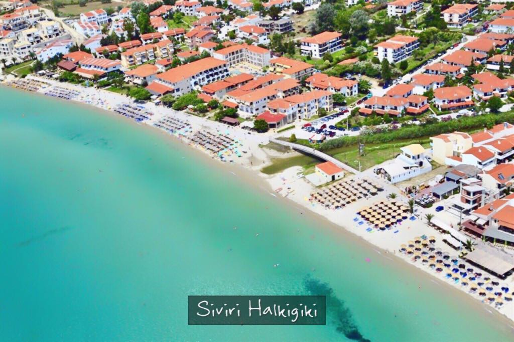 Halkidiki Siviri Alex Studio – for 5 guests
