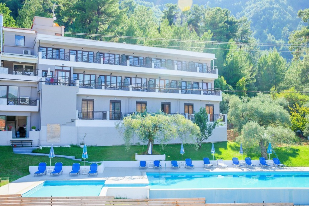 Thassos Golden Beach Hotel Aloe